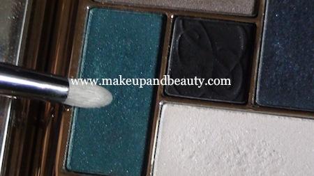 Estee Lauder Blue dahlia Makeup - blue dahlia