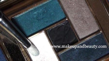 Estee Lauder Blue dahlia Makeup white