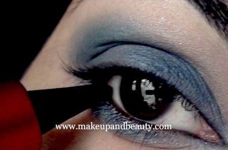 Estee Lauder Blue dahlia Makeup - kajal