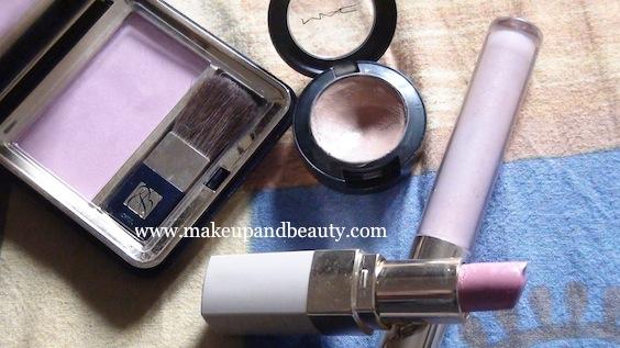 Estee Lauder Blue dahlia Makeup - Face
