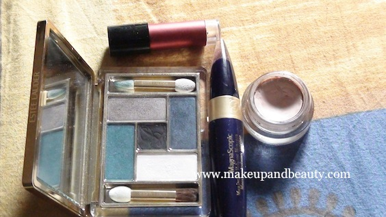 Estee Lauder Blue dahlia Makeup