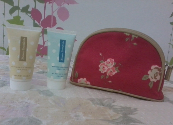 Marks and Spencer's Hand Wash & Hand and Nail cream