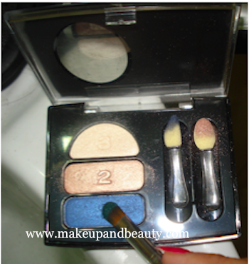 Loreal eyeshadow Trio