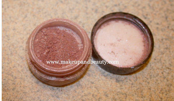 TBS Nature's Mineral Eyeshadow