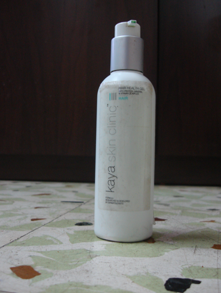 kaya hair health gel