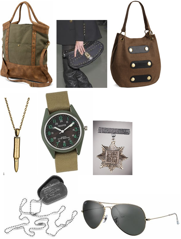 millitary accessories