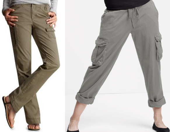 millitary pants Military Fashion Trend Wear