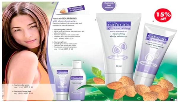 Avon Solutions skin care