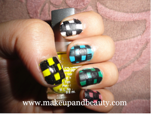 Super easy nail art for short nails super easy nail designs hair other image of super easy nail art for short nails prinsesfo Gallery