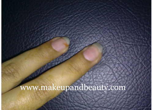 how to fix smudged nail polish after it dries