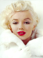 Marilyn Monroe Square Face Shape