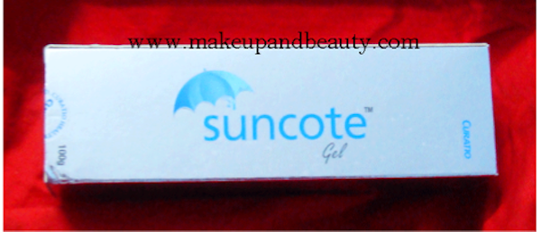 SUncote Sunscreen
