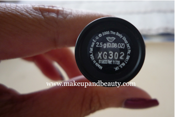 The Body Shop Lip Scuff