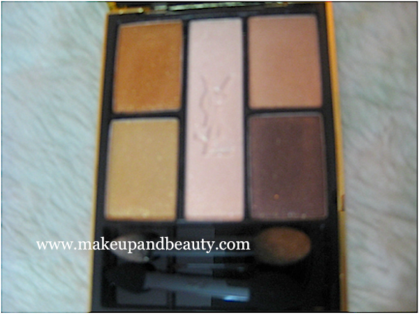 Yves Saint Laurent Ombres 5 Lumieres - 5 Colour Harmony for Eyes