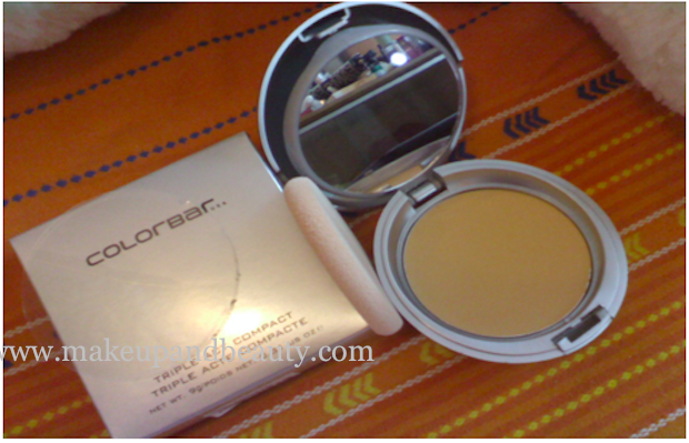 COLORBAR TRIPLE ACT COMPACT=