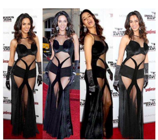 Mallika Sherawat Fashion Disaster