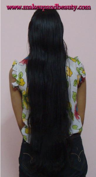 long hair bun indian rapunzels video