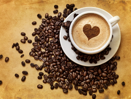 caffeine addiction Many people who consume caffeine regularly say that they suffer unpleasant symptoms when this popular stimulant is withdrawn, similar to the symptoms felt with the withdrawal of other addictive substances.