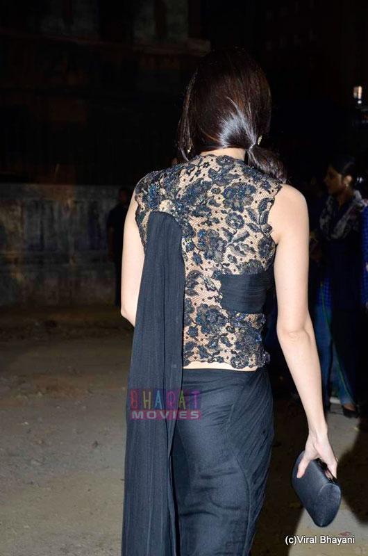 dia mirza filmfare 9 Dia Mirza at Filmfare Awards 2011