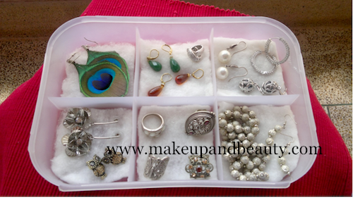 how to store accessories - trinkets
