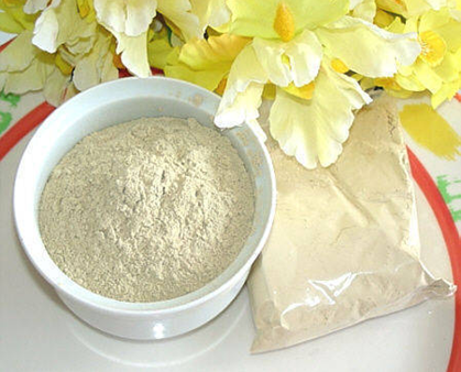 milk powder fuller's earth face mask