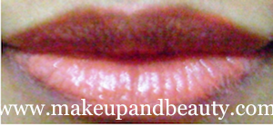 Bourjois Peche Voluptueuse lipstick