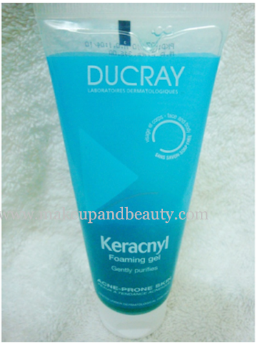 KERACNYL foaming gel