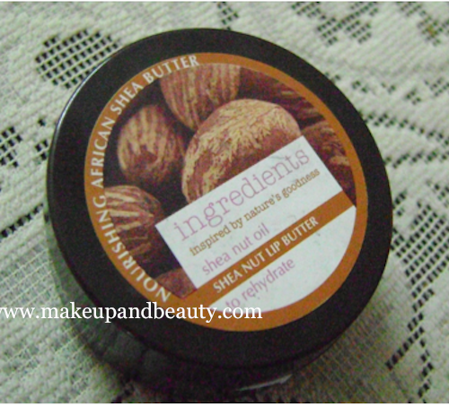 Marks and Spencer African Shea Nut Lip Butter