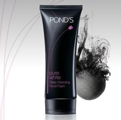 by a daily facial wash.