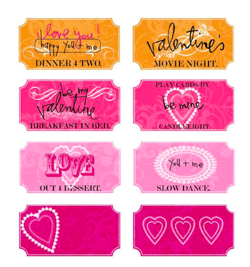 Love Coupons For Valentines Day   LoveToKnow