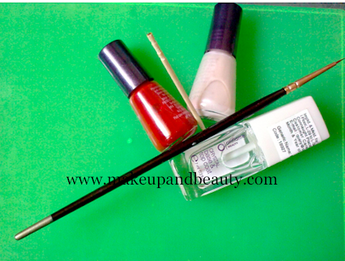 Nail Art Design Procedures Nail Arts With Procedure