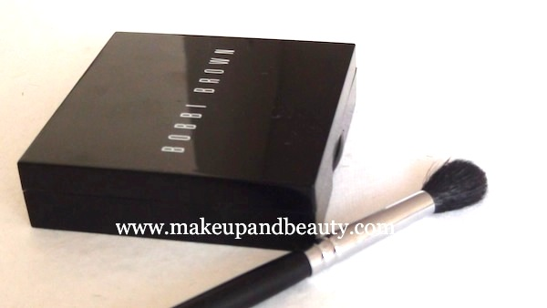 bobbi brown shimmer brick bronze brush