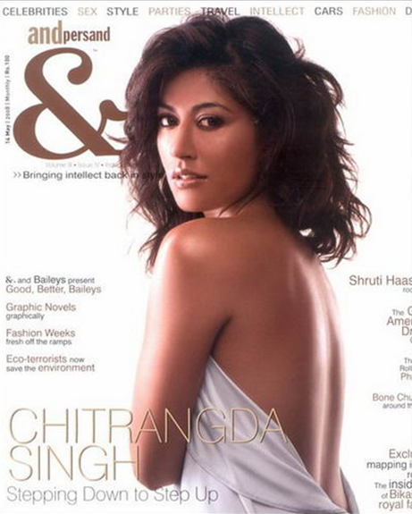 chitrangda singh backless dress