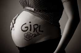 conceive baby girl