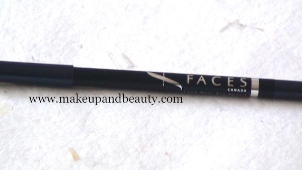 faces cosmetics long wear eye pencil