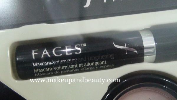 faces cosmetics mascara