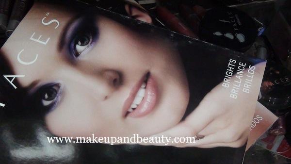 faces eye makeup kit