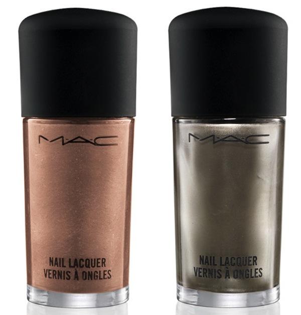 mac cham pale nail laquer