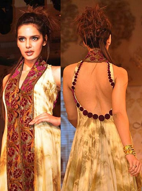 shehzan padamsee backless gown
