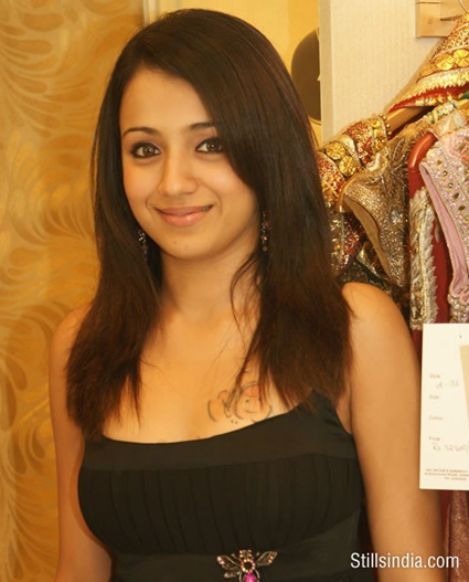 trisha beautiful south indian actresses