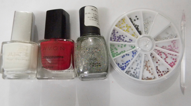 valentines day nail art products