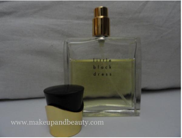 avon little black dress perfume