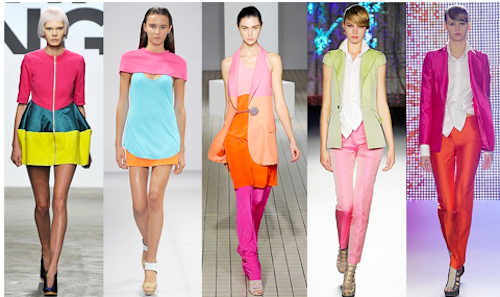 color blocking trend clothes