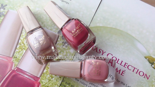 lakme fantasy collection nail color