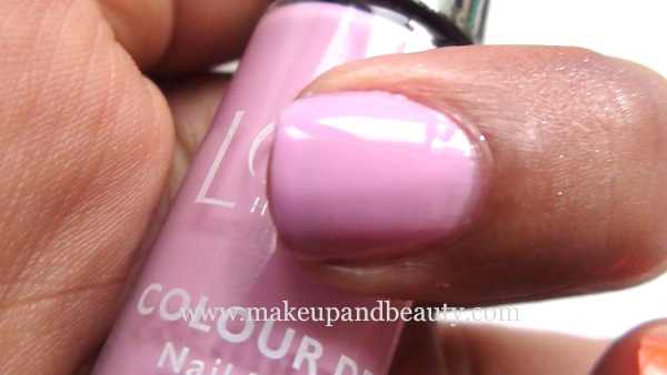 Lotus Herbals Nail Paint 98 Pink Doll