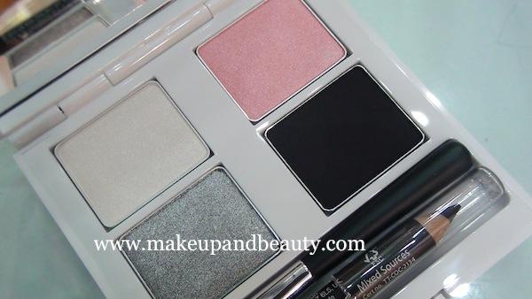 the body shop eye palette a la mode
