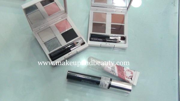 the body shop spring summer makeup