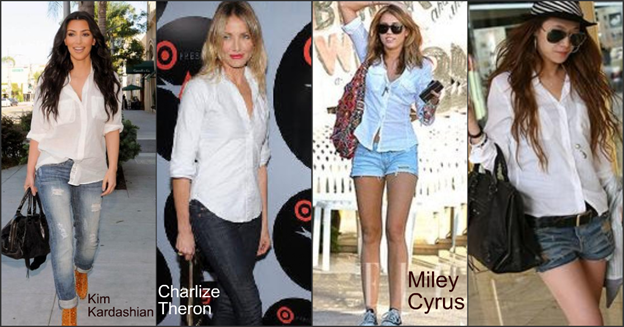 white+shirt+summer+2011 Fashion Must Haves for Summer 2011
