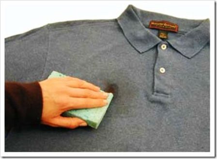 How to clean the most stubborn stains with images for Remove oil stains from shirt