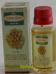 almond oil rogan badam